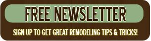 remodeling newsletter