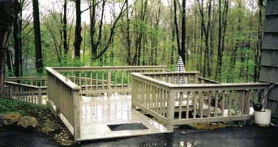 Deck & Patio Services